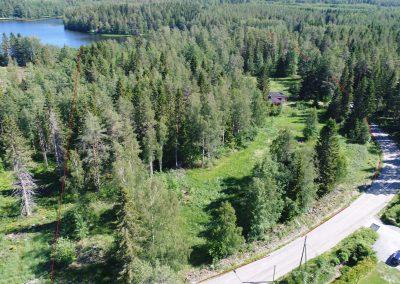 Maa- ja metsätila 2,8 ha Ruotsalo